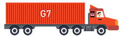 G7Removals Logo